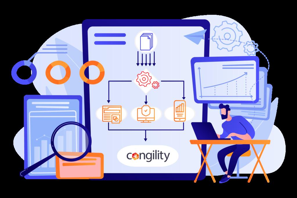 congility content server
